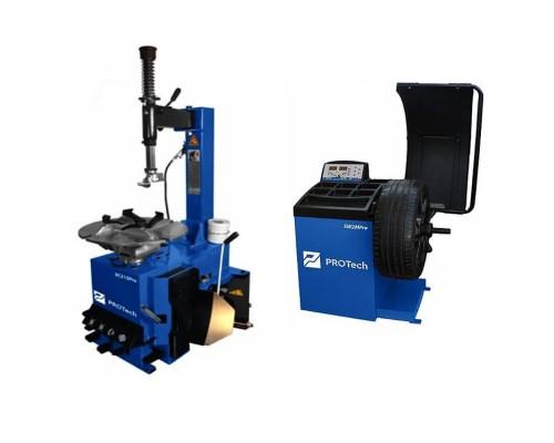 Комплект шиномонтажного оборудования ProTech SC24SPRO+SW2MPro