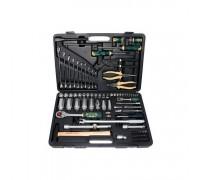 FORCE 4911 набор инструментов в чемодане 91 предмет