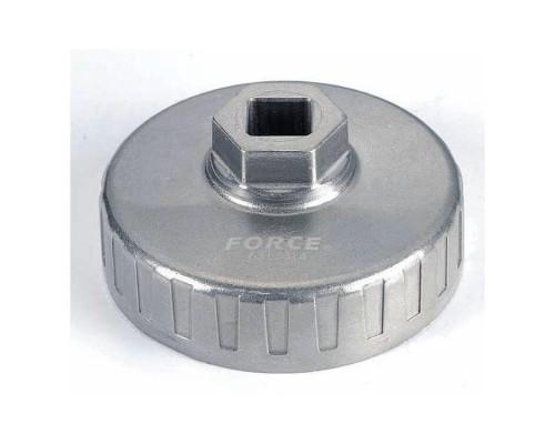 Фильтросъёмник чашечный 73 мм FORCE 6317314