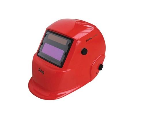 """Маска сварщика """"Хамелеон"""" OPTIMA 9.13 RED 992470"""