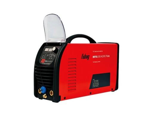 Аппарат аргонодуговой сварки FUBAG INTIG 200 AC/DC PULSE