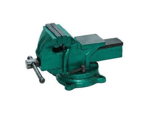 Тиски слесарные 100 мм SKRAB 25430