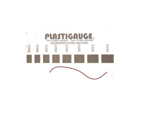 Проволока калиброванная Plastigauge PL-X
