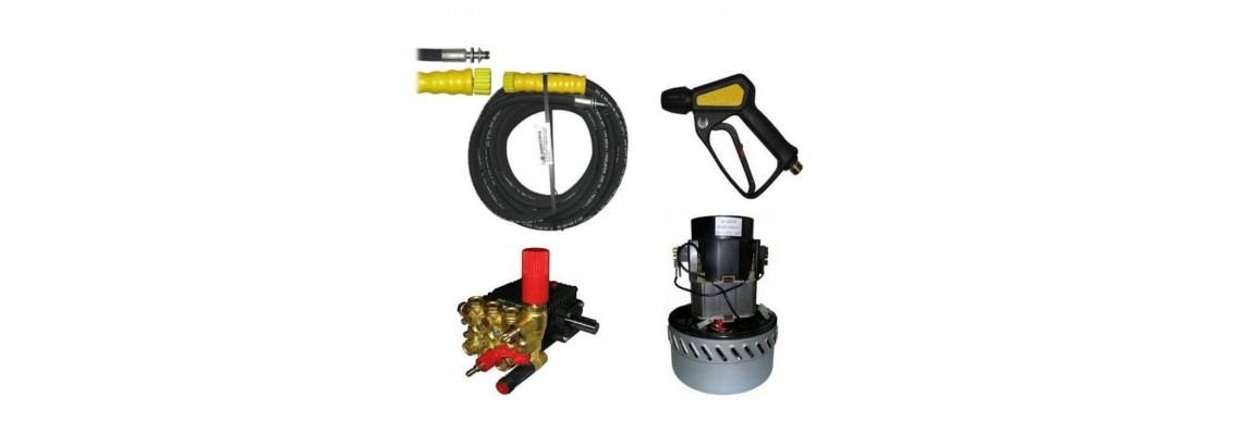 Оборудование и аксессуары для автомойки