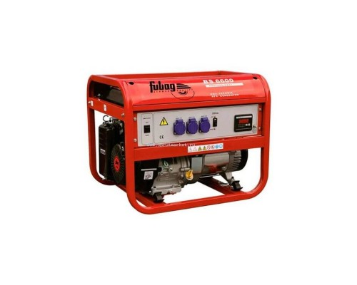 Электростанция бензиновая BS 6600 Fubag