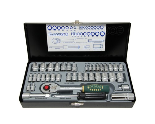 Набор инструментов 39 пр FORCE 3391