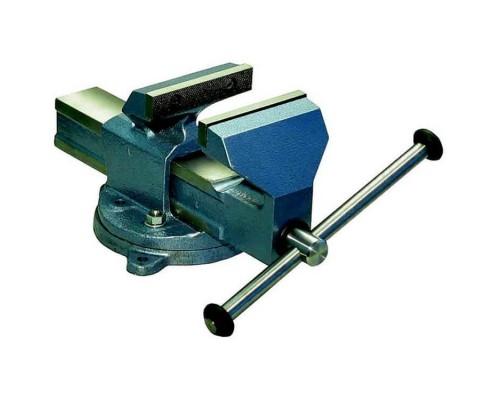 Тиски слесарные 80 мм Металлист ТСС-80
