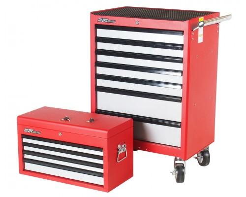 Шкаф инструментальный подкатной 4 секции JTC-3931+3011
