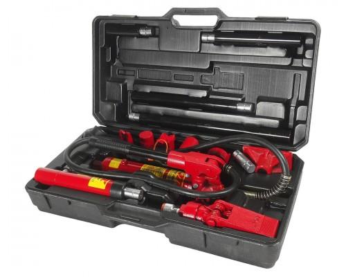 Набор для кузовных работ гидравлический, усилие 4 т JTC-HD204
