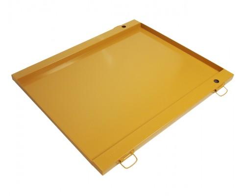Лоток дренажный металлический для ES809 JTC-ES809P