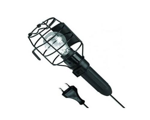 Светильник 220В до 100Вт LENA LIGHTING PRACTIC IP20 black