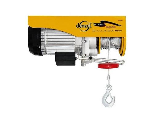 Тельфер электрический 0,5 т DENZEL 52012