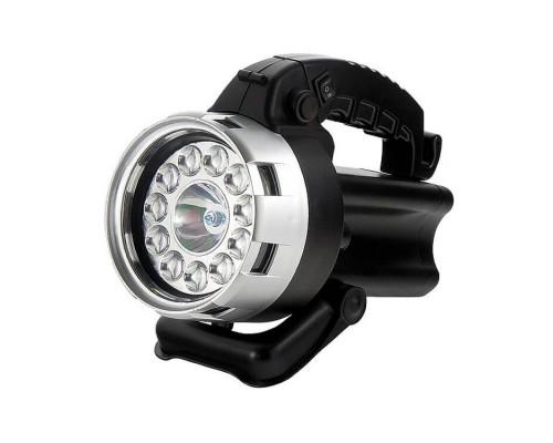 Фонарь аккумуляторный 25W + 11 LED STERN 90532
