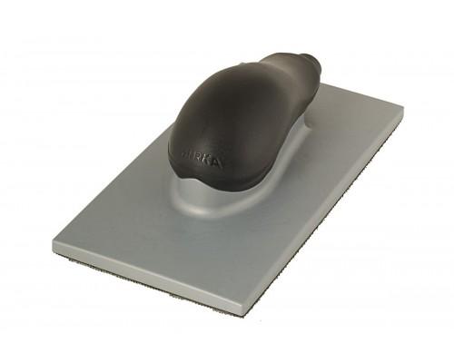 Блок шлифовальный с пылеотводом MIRKA Sanding Block Grip 36H Grey