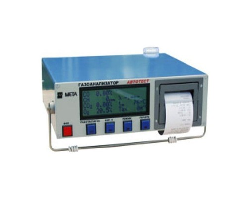 Газоанализатор АВТОТЕСТ-02.02П (1 кл)