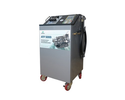 Установка для промывки и замены масла в АКПП GrunBaum ATF5000