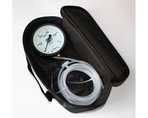 Прибор проверки пневматического тормозного привода М-100-02
