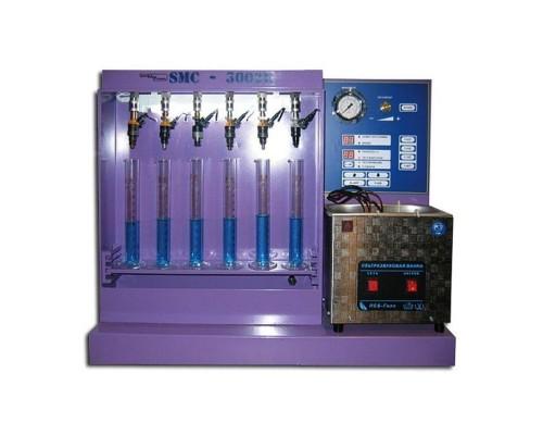 Установка для УЗВ очистки и проверки форсунок SMC-3002