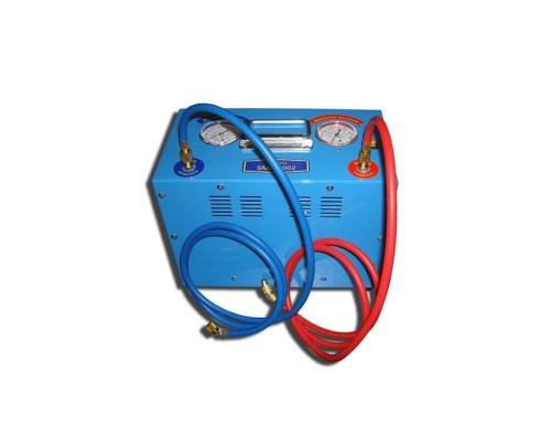 Установка для откачки хладагента SMC-4002
