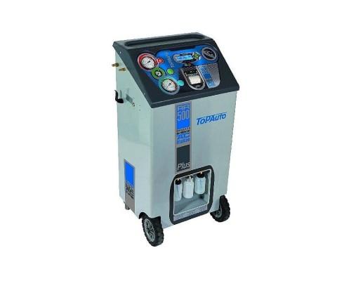 Установка для заправки кондиционеров TopAuto-Spin RR500 PLUS(PR)
