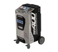 Автоматическая станция для заправки автомобильных кондиционеров TopAuto-Spin RR400