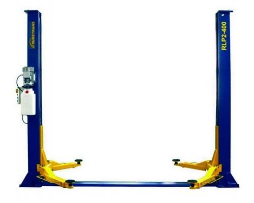 Подъемник электрогидравлический г/п 4т RUDETRANS RLP2-400