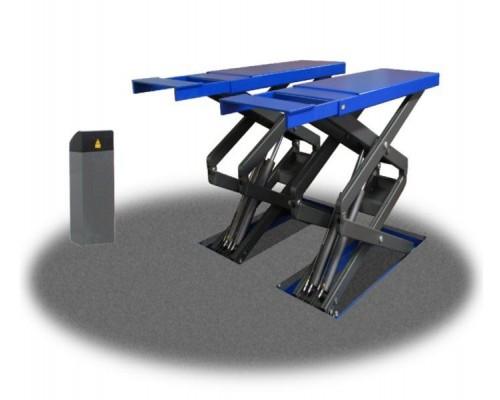 Подъемник электрогидравлический 4,0 т WERTHER StratosS39