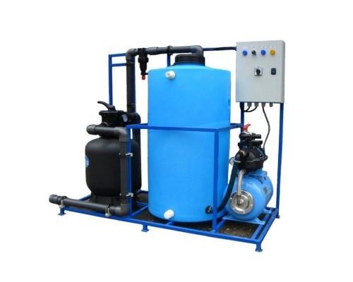 Установка очистки воды АРОС-1