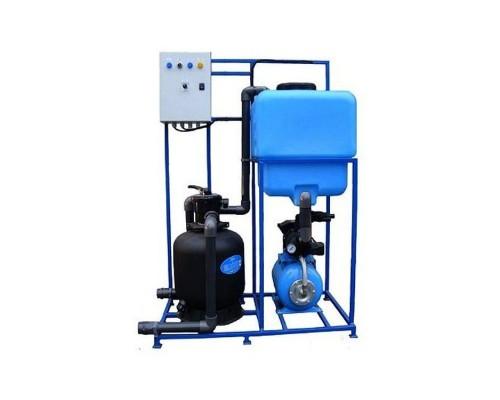 Установка очистки воды АРОС-1 Компакт