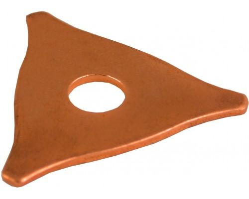 Электрод для споттера треугольный RedHotDot SR00001