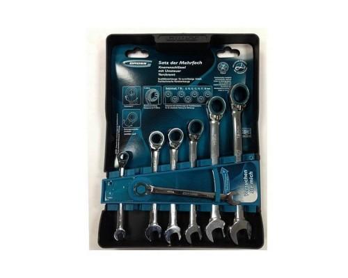 Набор ключей трещоточных GROSS 14892