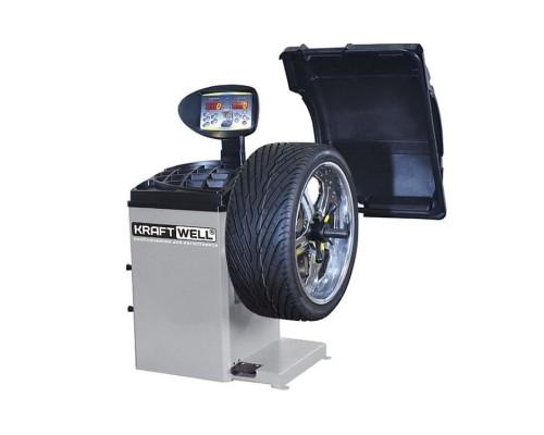 Стенд балансировочный KraftWell CB67B