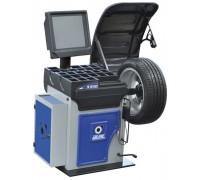 Станок балансировочный полный автомат с пневмозажимом GIULIANO S850