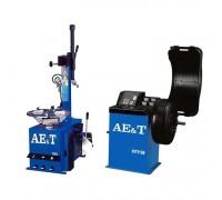 Комплект шиномонтажного оборудования AE&T 850+DST910B