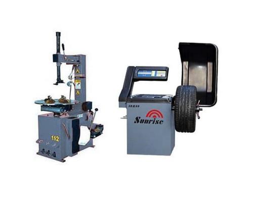 Комплект шиномонтажного оборудования SUNRISE SBM99+112A