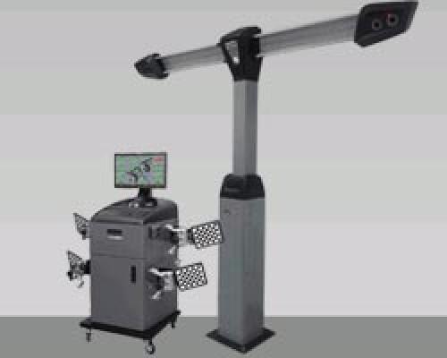 Стенд компьютерный сход-развал 3D ТехноВектор T 7204 T Ps