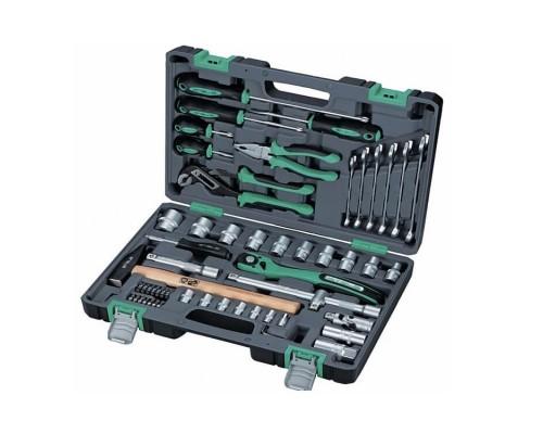 Набор инструмента STELS 14113 - 58 предметов
