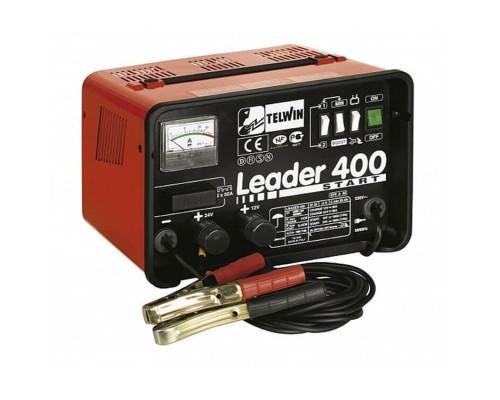 Пуско-зарядное устройство TELWIN LEADER 400 START