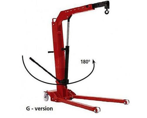 Кран 1000 кг WERTHER W108 SE/LP G