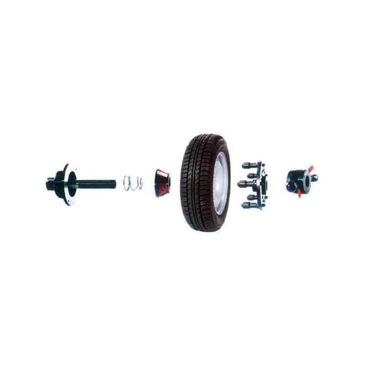 Фланцевый адаптер вариаторный для 5-и крепежных отверстий хавека